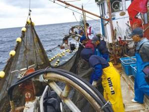 生産者(漁師)支援を、真の地方創生を