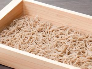 庄吉オリジナルの7対3蕎麦