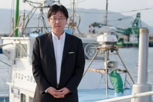 羽田市場「超速鮮魚」を運営するCSN地方創生ネットワーク株式会社の野本氏