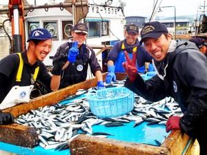 「超速鮮魚」には地方創生を願う漁師たちの想いも一緒に詰まっている
