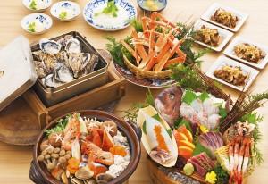 食べたいものを食べ、心おきなく飲んで、贅沢しながらも3000円台!