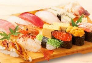うに!いくら!中トロ!高コスパの「握り寿司12貫盛」