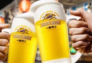 魚介料理には「キリン一番搾り」生ビールがベストマッチ