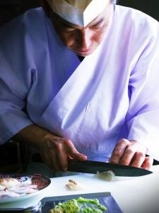 贅沢素材を使い職人の技による本格和食