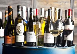 自由に好きなワインを好きなだけ飲める