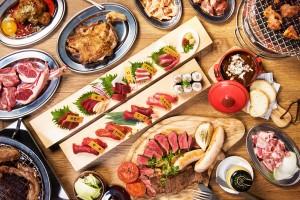 """せっかくのお得な""""肉祭り""""、思う存分に""""肉ランチ""""と""""昼飲み""""を楽しみたい"""
