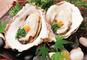 岩牡蠣(岩牡蛎)