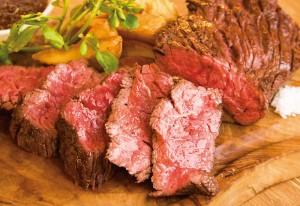 ヒレ肉のようなやわらかさ「フラップミート」ステーキ
