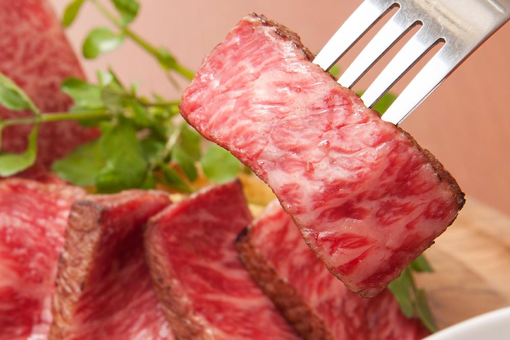 極上のA5ブランド和牛ステーキ