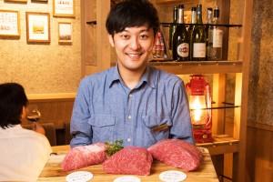 今夜も、「肉好き」のお客さまを美味しいお肉で笑顔にします