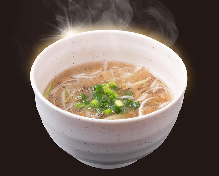 鬼旨!背脂スープ(180cc)